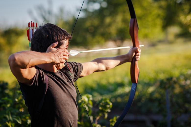 Instinctive Archery