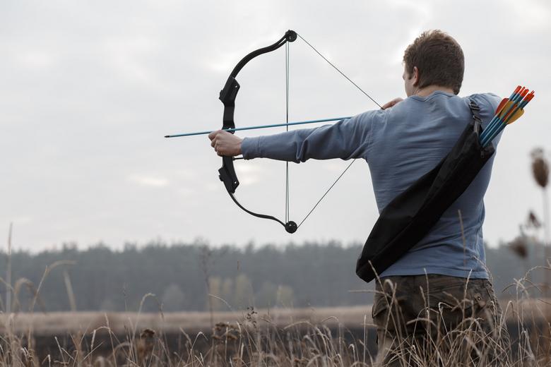 male archer